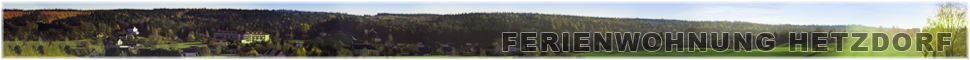Panorama Hetzdorf